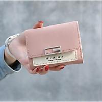 Ví nữ mini cao cấp cầm tay đẹp nhỏ gọn bỏ túi đựng tiền VD03