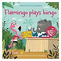 Usborne Phonics Readers: Flamingo Plays Bingo