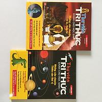 Thư Viện Tri Thức Dành Cho Học Sinh: Những Câu Chuyện Li Kì Thần Bí + Những Câu Chuyện Thiên Văn Thú Vị