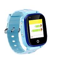 Đồng hồ thông minh Định vị Wifi, GPS HiTek DF33 có camera, cảm ứng, chống nước, Gọi Video Call - hàng chính hãng