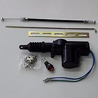 Nguyên bộ cóc mở yên xe máy, chuột mở yên xe máy, kèm công tắc và dây kéo khóa yên.