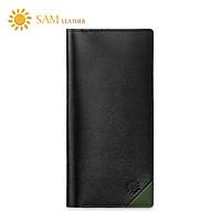 Ví Dài Nam SAM Leather– Ví Nam Da Bò cao cấp SAM201
