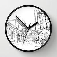 Đồng hồ treo tường DHT.136