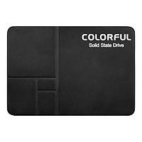 Ổ cứng SSD Colorful SL500 256GB SATA III 2.5 inch - Hàng nhập khẩu