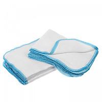Bộ 30 chiếc khăn xô sữa 3 lớp siêu mềm- Giao màu ngẫu nhiên