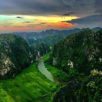 Tour Hoa Lư - Tam Cốc - Hang Múa 01 Ngày, Gồm Bữa Trưa, Khởi Hành Hàng Ngày Từ Hà Nội