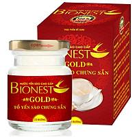 Hộp Yến sào Bionest Gold cao cấp - 1 lọ