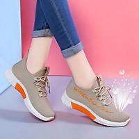giày thể thao nữ 5g thông hơi -giày sneaker nữ
