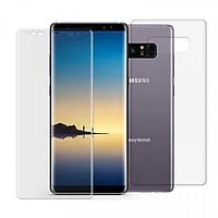 Dán màn hình Samsung Galaxy Note 8 3D full GOR (hộp 3 miếng) - Hàng chính hãng