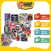 Hype Beast - Set 30 sticker hình dán