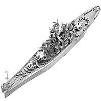 Mô hình thép 3D tự ráp tàu chiến USS Missouri