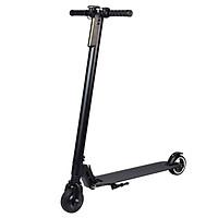 Xe scooter điện đồng hồ hiển thị điện tử khung nhôm cao cấp 1 lần sạc đi 10km đèn full led pin lithium gấp gọn tiện lợi