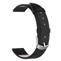 〖Follure〗Sport Leather Replacement Wristband Strap For Huami Amazfit Bip Youth Lite Watch