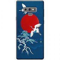 Ốp lưng dành cho Samsung Galaxy Note 9 mẫu Cò, ánh trăng