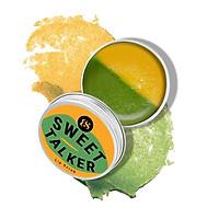 Combo bánh xà phòng Herbal Scrub & Soap giảm mụn cơ thể 100g + Son tẩy tế bào chết BareSoul Sweet Talker Lipscrub 20g