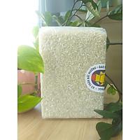 Thùng 10 gói gạo trắng Séng Cù dẻo thơm, đặc sản Tây Bắc, đóng gói hút chân không từng cân
