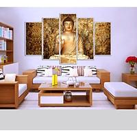 Tranh Treo Phòng Thờ  Phật Giáo  T3M-10012