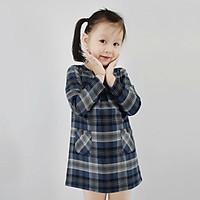 Váy Dạ Bé Gái Ardilla 04GW2017 - Xanh