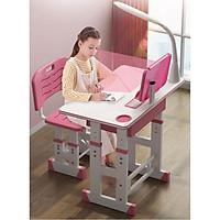 Bộ bàn ghế học sinh thông minh, bàn gế học sinh chống gù, cận