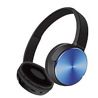 Tai nghe chụp tai Bluetooth onear headphone Xanh PF152 3 trong 1