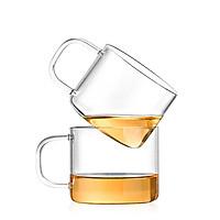Bộ 2 tách trà thủy tinh Samaglas CP02/2 150mL
