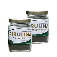 2 Hộp Tảo Spirulina -100 gr