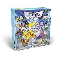 Hộp quà pokemon mini vuông
