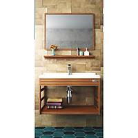 Tủ lavabo Đẹp Nhập Khẩu Từ Thái Lan - Chất Liệu Nhôm - METHA DWBB-80114