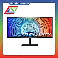 Màn hình cong Samsung LS34A650UXEXXV 34″ WQHD (3440 x 1440) 100Hz 5ms GTG G-sync - Hàng Chính Hãng