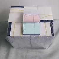 Combo 100 cuốn order 3 liên tiện dụng siêu tiết kiệm