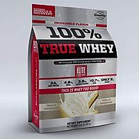 Sản phẩm Tăng cơ giảm mỡ- Elite Labs True Whey vị Vanilla