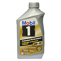 Nhớt Mobil 1 0W-20 Extended Performance (946ml)