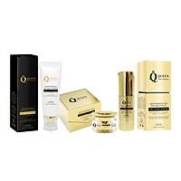 Bộ sản phẩm ngừa nám cao cấp Nhật Bản Queen Japan Cosmetics