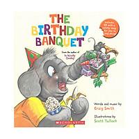 Birthday Banquet (Book + CD)