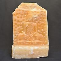 Tranh Đá Khắc Hình Phật Thích Ca Đá Ngọc Hoàng Long - Mx