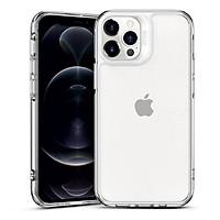Ốp Lưng Cho iPhone 12 Mini / 12 & 12 Pro / 12 Pro Max ESR Echo Tempered Glass Hard Case (Mặt Lưng Kính Cường Lực) - Hàng Nhập Khẩu