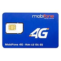 Sim 4G Mobifone Trọn Gói 1 Năm Không Cần Nạp Tiền - Hàng Chính Hãng