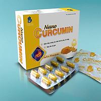Thực phẩm Nano Curcumin bổ sung dinh dưỡng cho người lớn