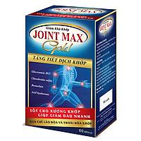 JOINT MAX GOLD tăng tiết dịch khớp, ngăn ngừa thoái hóa (60 Viên)