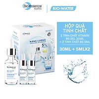 Hộp Quà Dưỡng Chất Phục Hồi Và Cấp ẩm cho da (Tinh chất Vitamin B5 Gel 30ml + 2 Tinh chất B5 Minisize 5ml/chai)