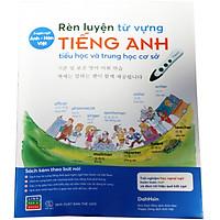 """Sách """"Rèn luyện từ vựng tiếng anh"""": 2100 từ vựng Anh-Việt-Hàn giúp bé giỏi ngoại ngữ ngay tại nhà"""
