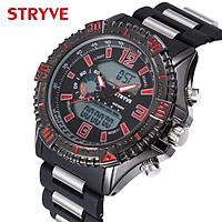 New STRYVE Sports Watch Men's Fashion 3-degree Waterproof Men's Diving Electronic Watch Sports Watch 8004