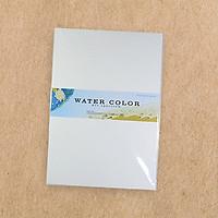 Giấy vẽ màu nước A3L- lên màu tươi đẹp sang (3 tờ/ túi)