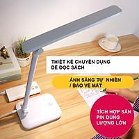 Đèn Led USB công nghệ mới   để bàn cao cấp H100 thiết kế hiện đại nhỏ gọn, tiện lợi