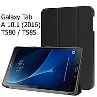 Bao Da Cover Cho Máy Tính Bảng Samsung Galaxy Tab A 10.1 (2016) T580 / T585 Hỗ Trợ Smart Cover
