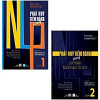 Phát Huy Tiềm Năng Cùng NLP (Trọn bộ 2 cuốn) (tặng kèm 2 bọc plastic)
