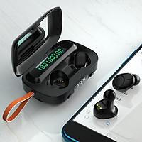 Bluetooth 5.1 Earphones TWS Headset HiFI Stereo In-ear Earbuds Wireless Headphones for sport