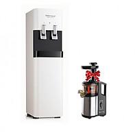 Máy lọc nước tích hợp nóng lạnh KoriHome WPK-918- Hàng chính hãng. Tặng máy ép hoa quả Korihome JEK-633