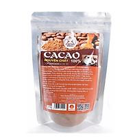 Ca Cao nguyên chất 100% Cacao Đồng Nai (100g)