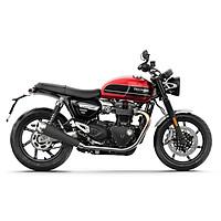 Xe Môtô Triumph Speed Twin - Đỏ Xám